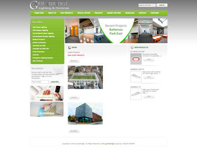 Garrabridge website